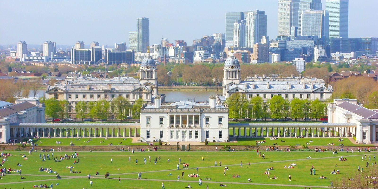 Greenwich cosa vedere meridiano parchi