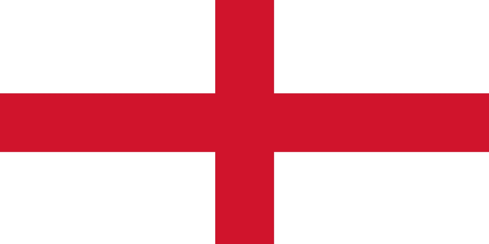 Inghilterra bandiera